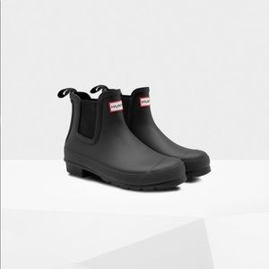 HUNTER BOOTS (Chelsea boots)